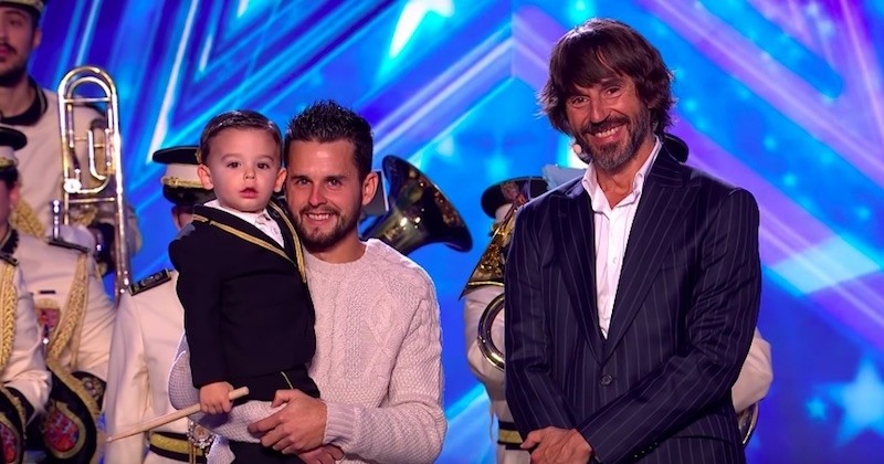 Incroyable talent: un enfant âgé seulement de trois ans remporte l'édition espagnole