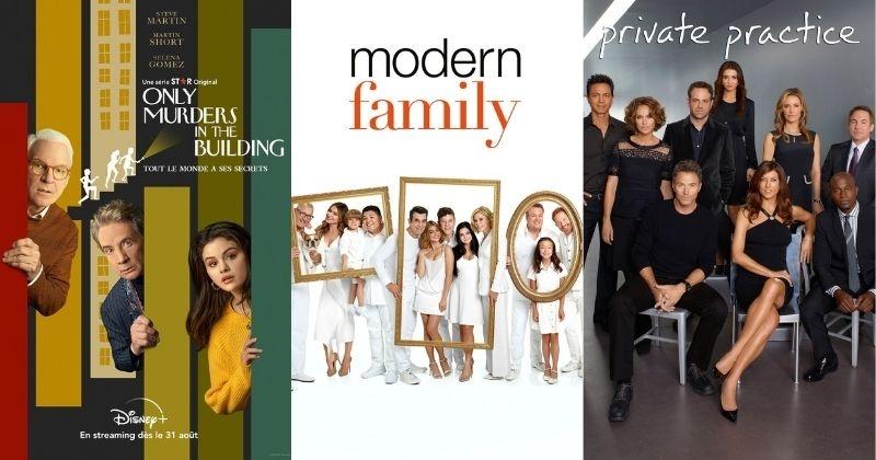 «Only Murders in the Building», «Modern Family», «Private Practice»... : la rentrée s'annonce alléchante dans Star sur Disney+