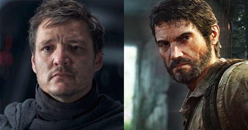 Pedro Pascal, l'interprète du Mandalorien, sera Joel dans la série télé The Last Of Us !
