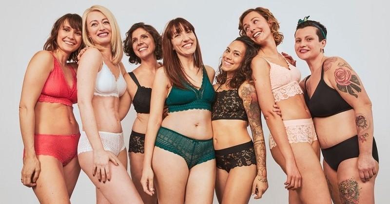 «Yes!»: la nouvelle collection post-mastectomie d'Etam pour les femmes qui ont subi une ablation du sein