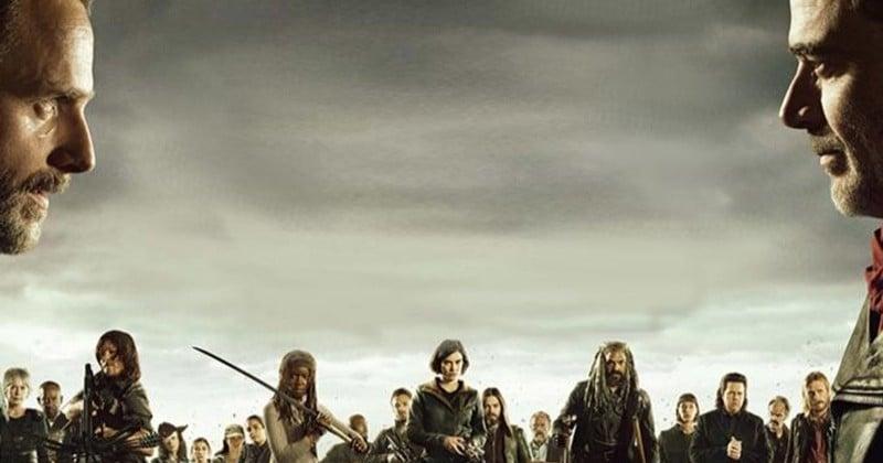 « The Walking Dead » saison 8 se dévoile dans une première bande-annonce démente