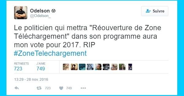 Sur Twitter, toute la France pleure la fermeture soudaine de Zone ...