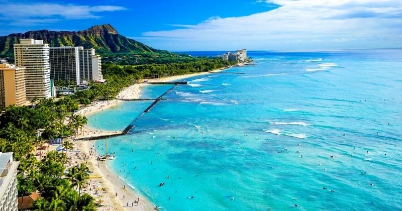 Hawaï, élu destination que les voyageurs souhaitent absolument faire au moins une fois... dans leur vie