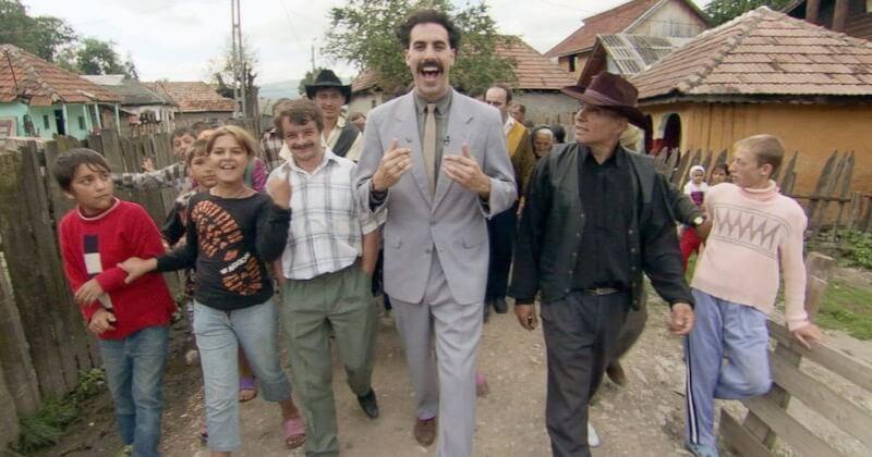 Borat aura le droit une suite, déjà tournée en secret