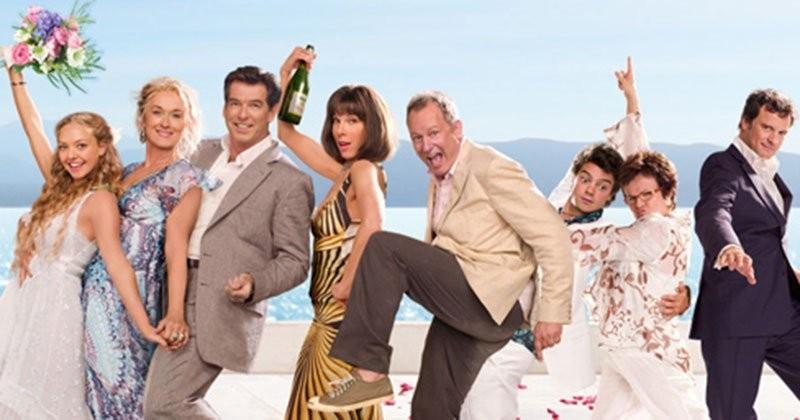 « Mamma Mia » aura le droit à une suite attendue au cinéma pour 2018... Et avec le même casting de folie !