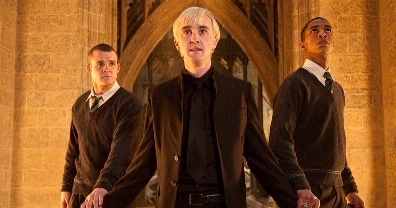 Harry Potter : le casting bientôt réuni au complet par Tom Felton (Drago Malefoy) ?
