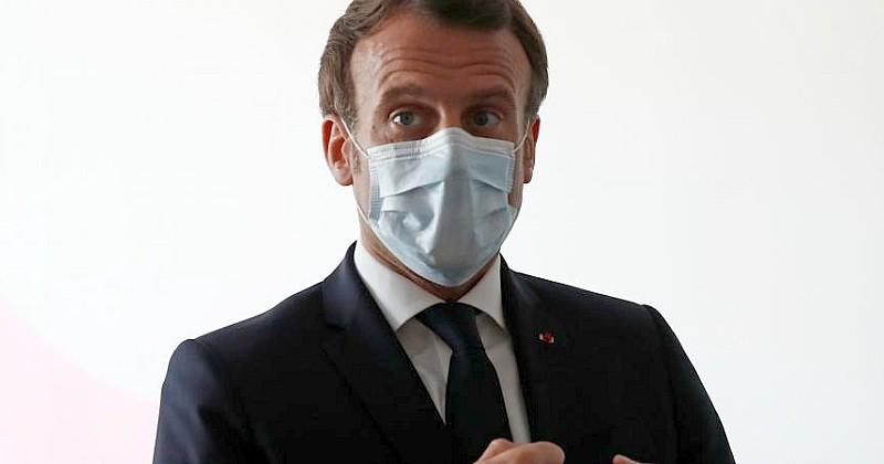Emmanuel Macron souhaite « rendre obligatoire le masque dans tous les lieux publics clos »