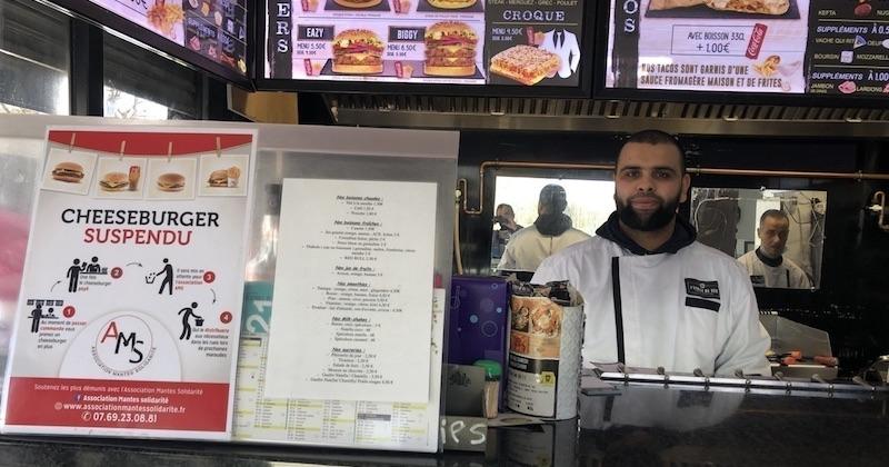 À Mantes-la-Jolie, ce généreux restaurateur offre gratuitement des repas aux étudiants dans le besoin
