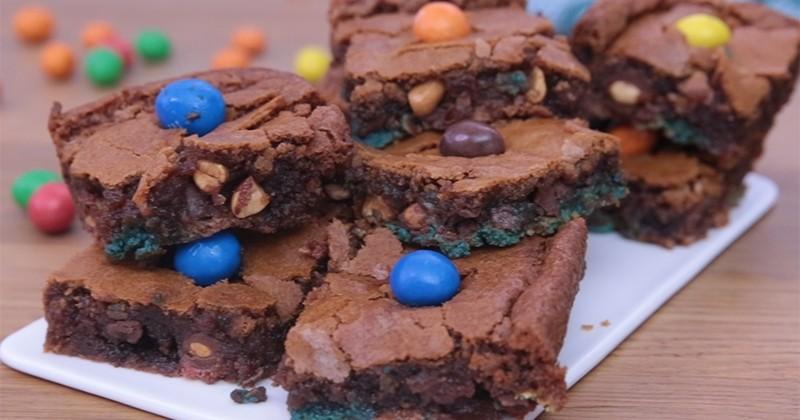 brownies M&M's !