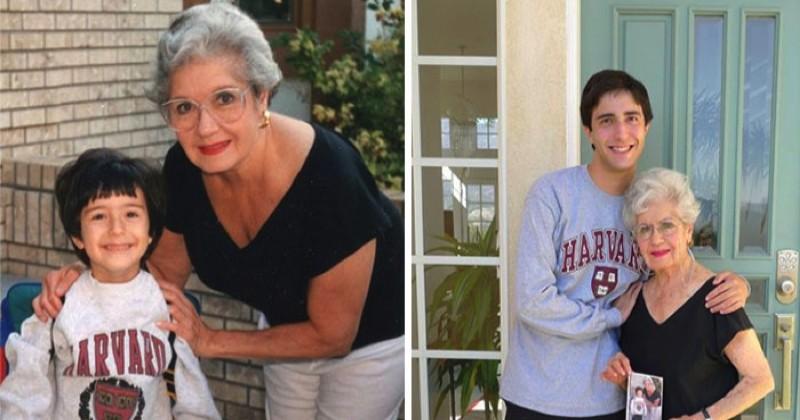 Avant et après : des années plus tard, ces familles reprennent exactement la même photo