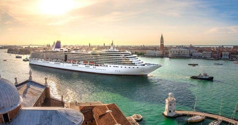 À Venise, c'est bientôt la fin des paquebots de croisière dans le centre historique !