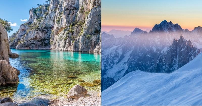 15 sites naturels d'exception à découvrir lors de vos prochaines vacances en France