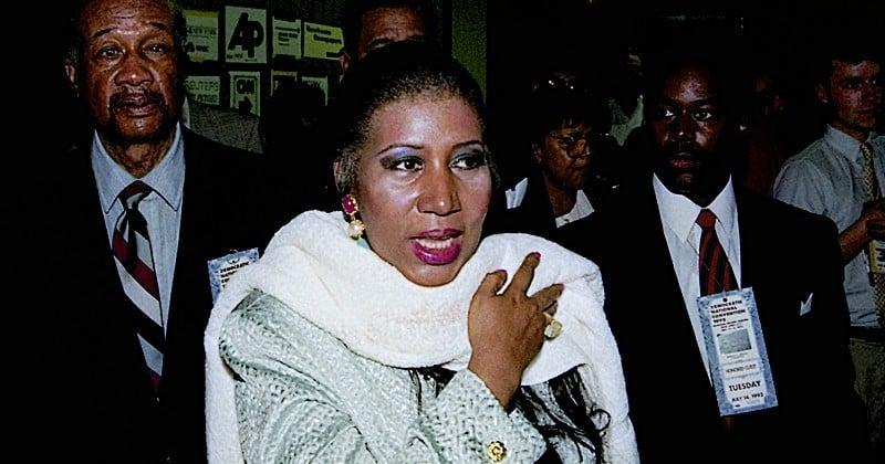 Aretha Franklin, légende de la soul, s'est éteinte à l'âge de 76 ans