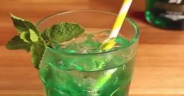 Rafraîchissez-vous avec le cocktail glacé de GET 27 !
