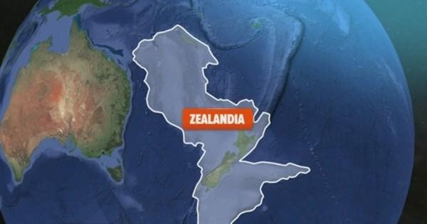 La Zaelandia, un huitième continent englouti sous la mer, vient d'être découvert par des chercheurs !