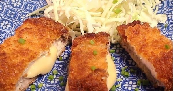 Ce plat traditionnel japonais revisité au porc français et au fromage, va vous  faire encore plus aimer le Japon!