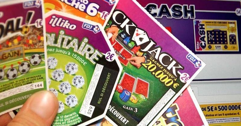 Avec la loterie Instant Loto, c'est fini d'attendre les tirages, ils sont immédiats