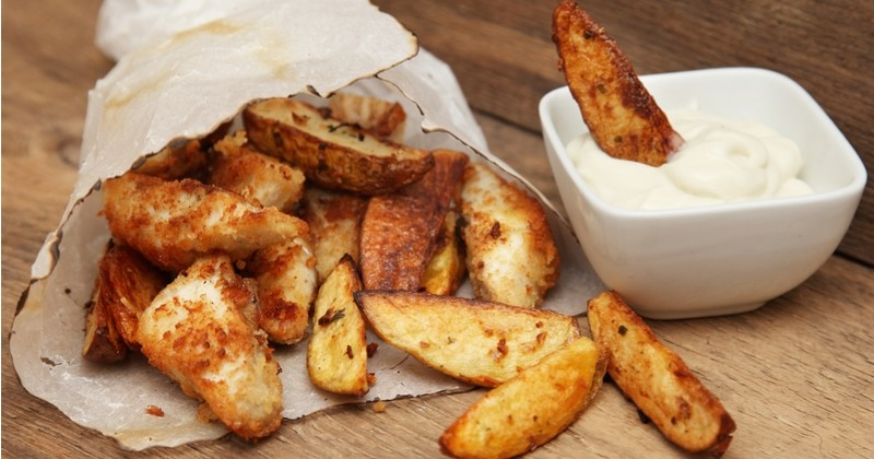 Préparez les véritables Potatoes maison avec leur sauce Creamy Deluxe, résultat gourmand assuré !
