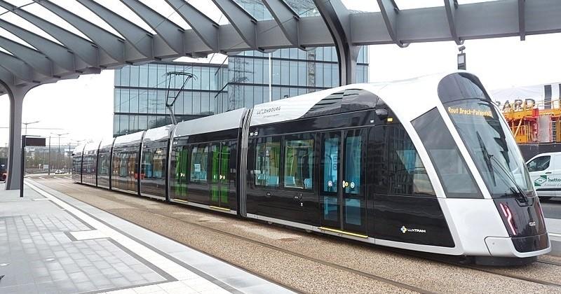 Tous les transports publics vont devenir gratuits d'ici 2020 au Luxembourg