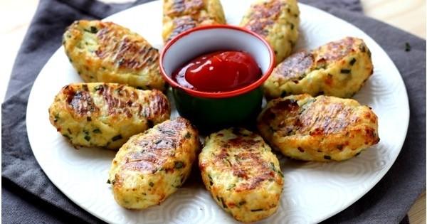 Vous ne résisterez pas à ces délicieuses croquettes au chou-fleur et au  parmesan. Découvrez la recette, simplissime!