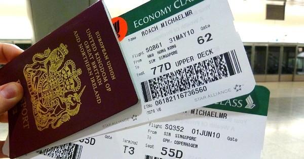 Voici pourquoi il ne faut JAMAIS jeter sa carte d'embarquement après avoir pris l'avion !