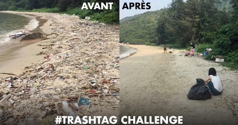 Trashtag Challenge, enfin un défi utile sur les réseaux sociaux en faveur de l'environnement