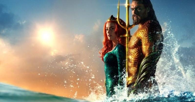 Aquaman se dévoile encore plus avec une dernière bande-annonce spectaculaire