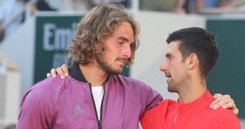 Stefanos Tsitsipas rend hommage à sa grand-mère dont il a appris la disparition juste avant la finale de Roland-Garros