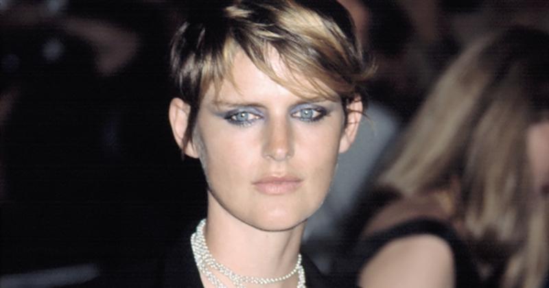 La mannequin Stella Tennant, cousine de Diana est morte à 50 ans
