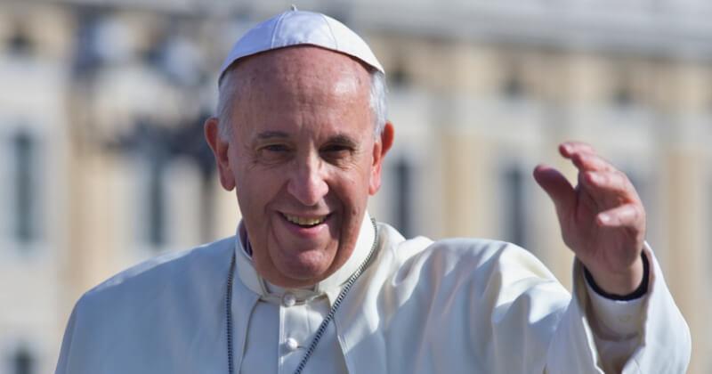 Le pape François se fend d'une déclaration historique sur l'union civile des couples homosexuels