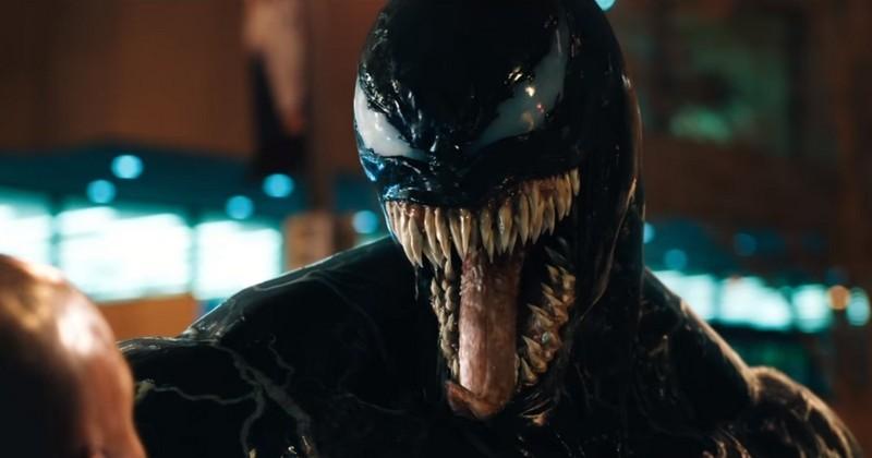 Tom Hardy se dévoile enfin dans le costume de Venom à travers le premier trailer très attendu du film !
