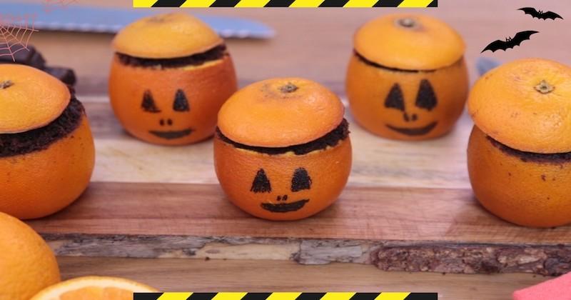 Tremblez devant les Moelleux au chocolat, une préparation ludique pour Halloween à préparer en famille!