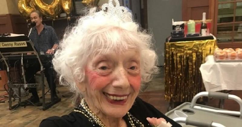 À 102 ans, elle guérit deux fois du Covid-19, après avoir survécu à la grippe espagnole et au cancer