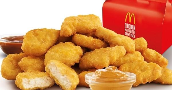 Incroyable: McDonald's fait gagner des nuggets en or dans une chasse au trésor!