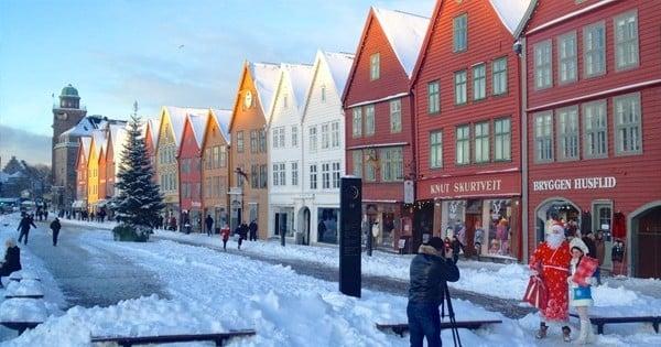 Marre du froid ? Alors vous avez peut-être une leçon à prendre de la part des Norvégiens...