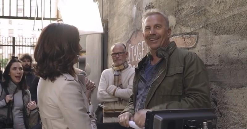 La SCNF s'offre Kevin Costner dans sa dernière publicité... La vidéo est hilarante !