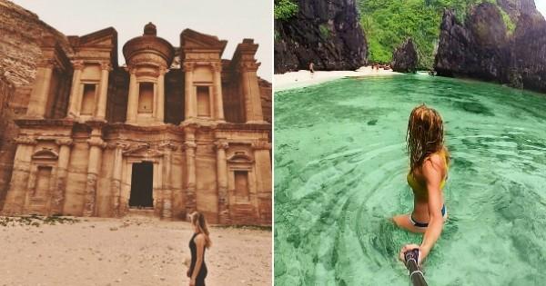 À 27 ans, elle devient la femme à avoir visité tous les pays du monde (193 !)... le plus rapidement possible