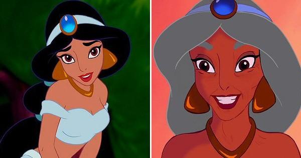 A quoi ressembleraient les princesses Disney en prenant de l'âge? On a enfin la réponse !
