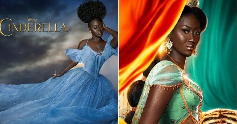 Une photographe se transforme en princesses Disney pour que les petites filles noires ne se sentent pas oubliées