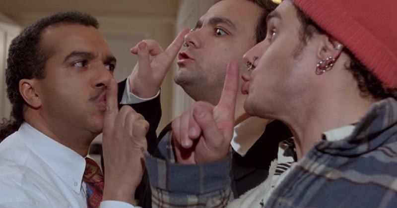 « L'héritage il est où ? Les 100 patates elles sont où ? », une prestation inoubliable des Inconnus, tirée du film « Les Trois Frères »
