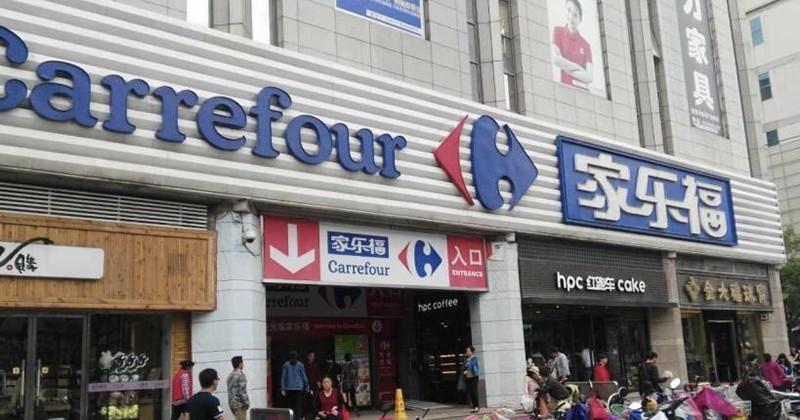 La viande de chien a été retirée des magasins Carrefour en Chine !
