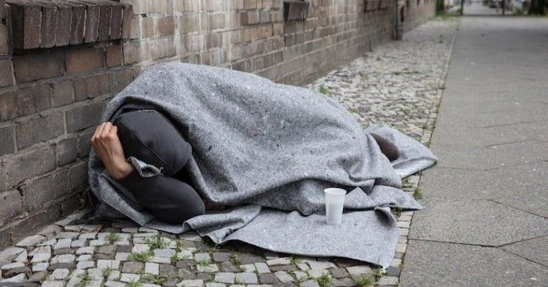 566 sans-abri ont péri dans les rues en 2018