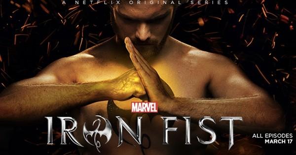 « Iron Fist » : une nouvelle bande-annonce spectaculaire pour la nouvelle collaboration de Marvel et Netflix
