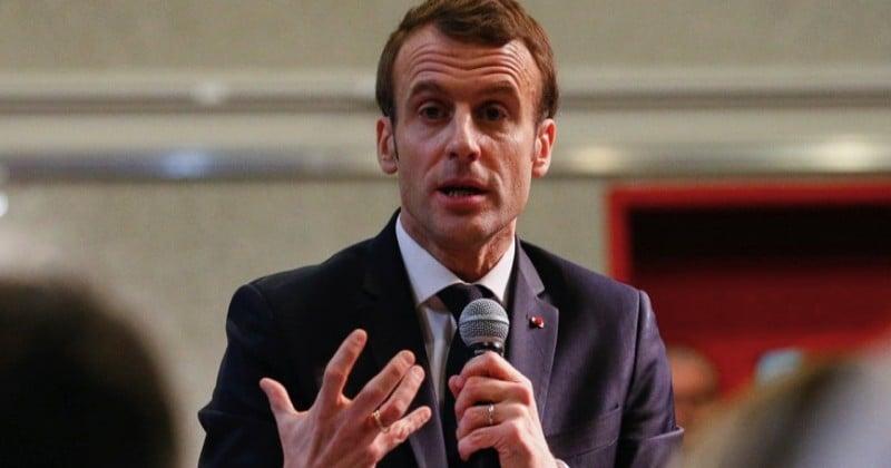 «Moi aussi, je suis Gilet jaune», la (nouvelle) petite phrase de Macron qui fait bondir la toile