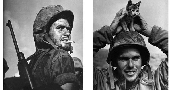 Ces images de la Seconde Guerre Mondiale que vous ne verrez dans aucun livre d'histoire