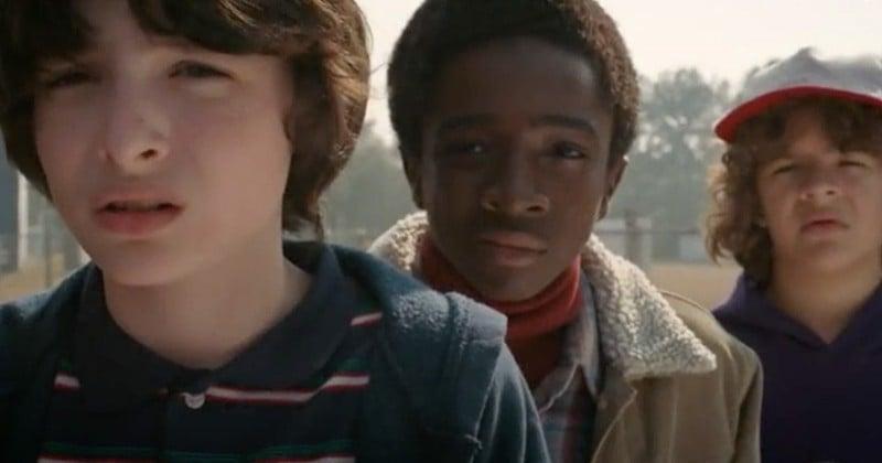« Stranger Things » saison 2 : tremblez devant sa première bande-annonce glaçante