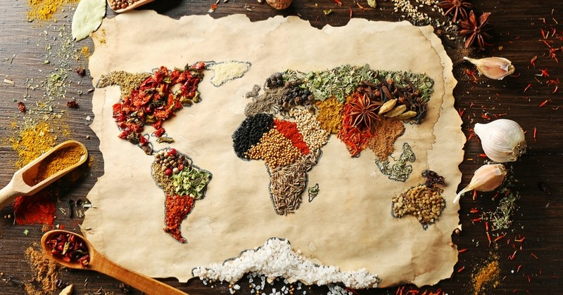 Curry, chili, 4 épices... On vous apprend les bases pour faire vos propres mélanges d'épices!