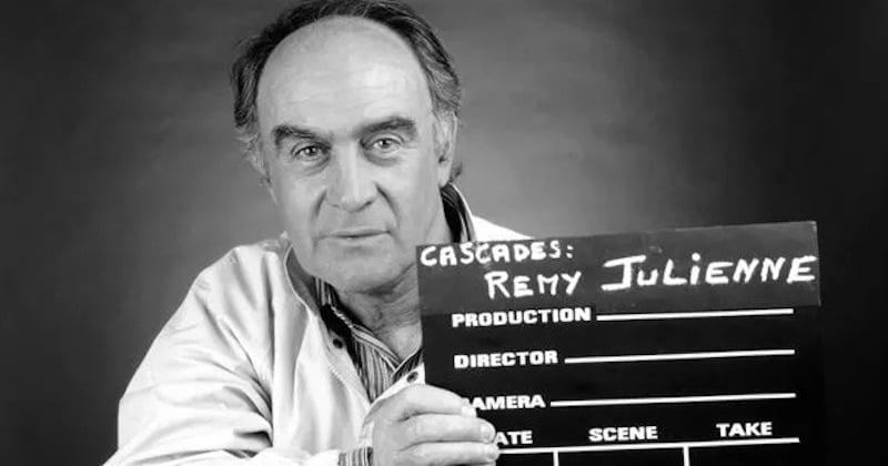 Le cascadeur Rémy Julienne est décédé à l'âge de 90 ans, des suites du Covid-19