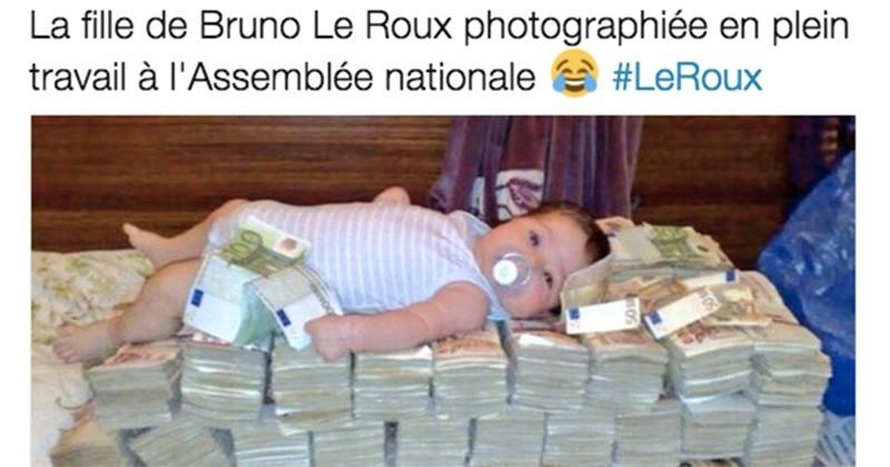 L'affaire de l'emploi des filles de Bruno Le Roux à l'Assemblée Nationale a rendu Twitter hilare : voici notre compilation des 20 tweets les plus drôles