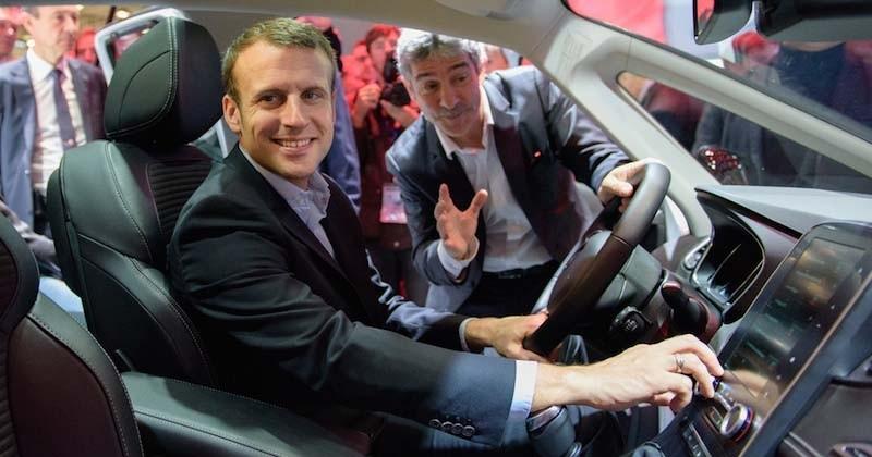 Emmanuel Macron annonce une «baisse drastique» du coût du permis de conduire